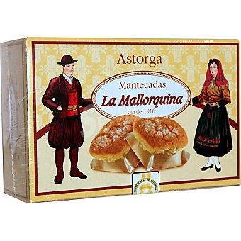 LA MALLORQUINA Mantecadas de Astorga Estuche 300 g
