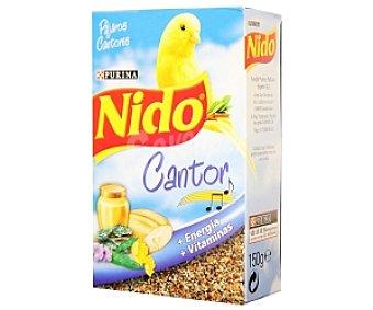 Nido Purina Alimento para Pájaros Cantor 150g