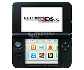 NINTENDO Consola Nintendo 3DSXL en Color Negro/Azul 1 Unidad