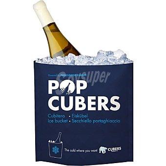 Cubers Hielo picado con envase cubitera 1 kg