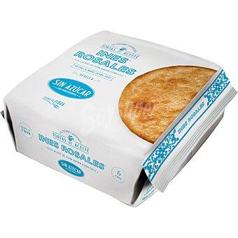 Ines Rosales tortas de aceite sin azúcar paquete 150 g 5 unidades