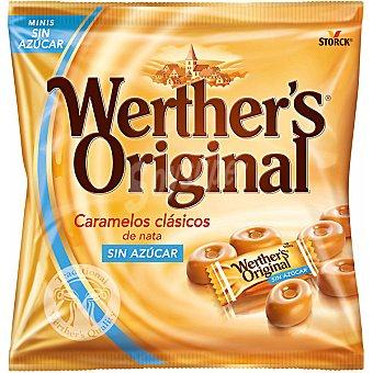 Werther's Original Caramelos clásicos de mantequilla y nata sin...