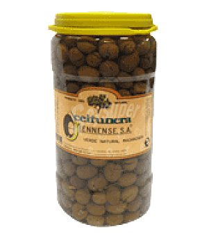 Aceitunera Jiennense Aceituna verde partida natural 1,5 kg
