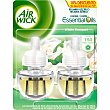 Ambientador electrico White Bouquet recambio 2 unidades 2 unidades Air Wick