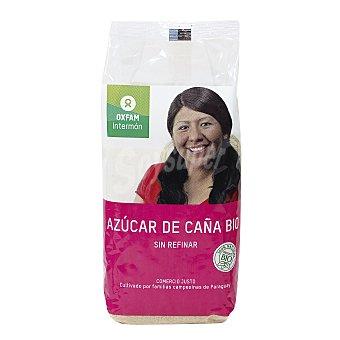 Intermón Oxfam Azúcar de caña Bio sin refinar  Paquete 500 g