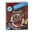 Barrita de Cereales Chocolate Negro  Caja 120 g (6 unidades) Bicentury Sarialís