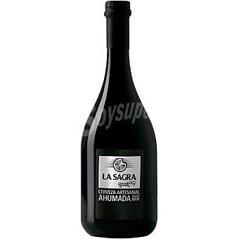 La Sagra Bamberg cerveza artesana castellana ahumada botella 75 cl
