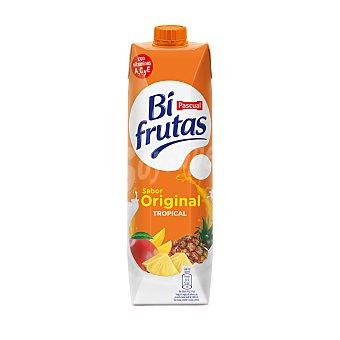 Bifrutas Pascual Leche con zumo de frutas tropicales 1 l
