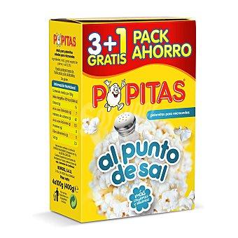 Popitas Borges Palomitas micro p4 Estuche de 400 g