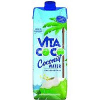 Vitacoco Agua coco natural Brik 1 litro