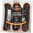 Morcilla asturiana extra envase 400 g 3 unidades La Union