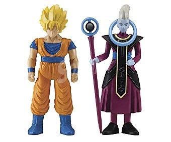 BANDAI Dragon Ball Surtido de figuras Dragon Ball articuladas de 9cm., BANDAI.