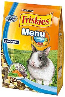 Friskies Purina Comida para conejos Enanos 2,5 kg