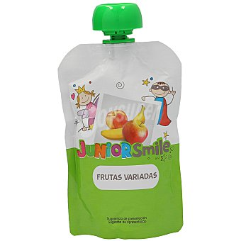Baby Smile Fruta variada pouch 100 g