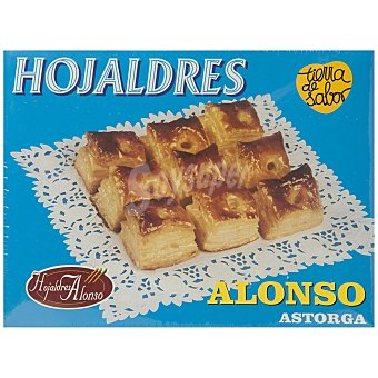 Alonso Hojaldres 700 gramos
