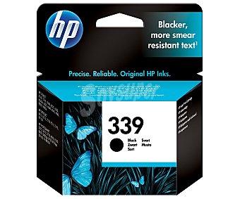 HP Cartuchos de Tinta 339 Negro 1 Unidad