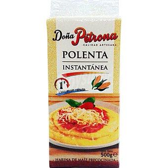 DOÑA PETRONA Polenta instantánea Paquete 500 g