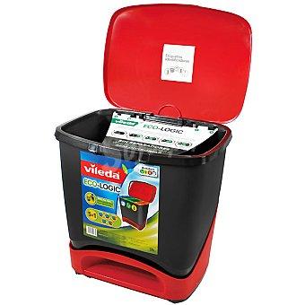 Vileda Cubo de basura ecologico