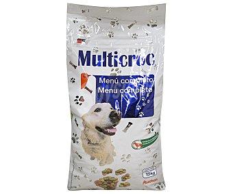 Auchan Comida seca para perros adultos, multicroquetas 15 kg