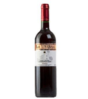 Las Tirajanas Vino tinto D.O. Gran canaria 75 cl