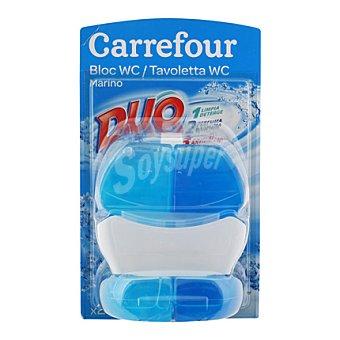 Carrefour Colgador para WC bi-cámara marino Aparato + recambio