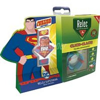 Relec Pulsera Superman pack 1 unid
