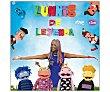 Disco cd+dvd Lunni de leyenda, vol. 1. Género: infantil. Lanzamiento: Julio de 2017  Musical