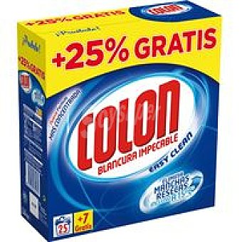 Colón Detergente máquina polvo 32 dosis