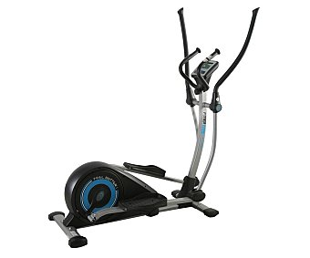 Fytter Bicicleta eliptica con resistencia motorizada de 16 niveles y volante de inercia de , CR006B fytter 8 kilos