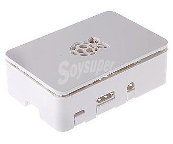 Raspberry Caja para pi 3 blanca.