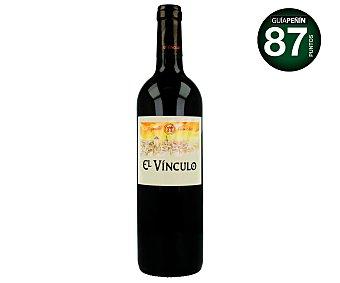 El Vinculo Vino tinto crianza D.O. La Mancha Botella 75 cl