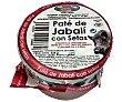 Paté de jabalí con setas 225 g Sierra de Cazorla