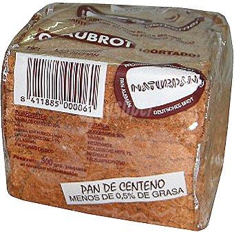 NATURPAN pan gris de centeno cortado Envase 300 g
