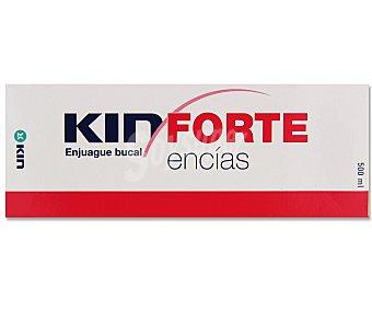 Kin Enjuague bucal especial para el cuidado de las encías 500 mililitros