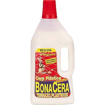 Bonacera Cera incolora autobrillante Botella 750 ml