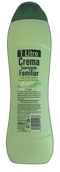 Deliplus Crema suavizante cabello familiar Botella 1 l