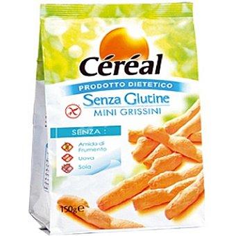 Gerblé Mini grissinis sin gluten ni huevo Envase 150 g