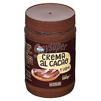 Hacendado Crema de cacao 1 sabor  Tarro 500 g