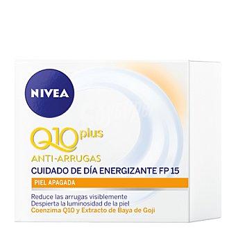 Nivea Crema de día Energizante FP 15 anti-arrugas 50 ml