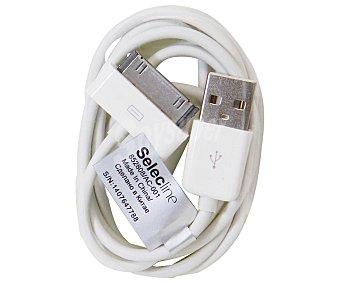 PRODUCTO ECONÓMICO ALCAMPO Cable iPhone 30Pin 1 unidad