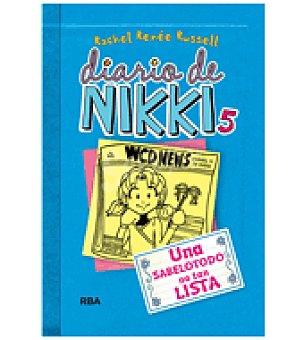 Diario de Nikki 5. Crónicas de un sabelotodo no tan listo (vvaa)