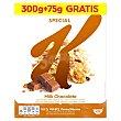 Cereales special k chocolate con leche Caja 375 gr Kellogg's