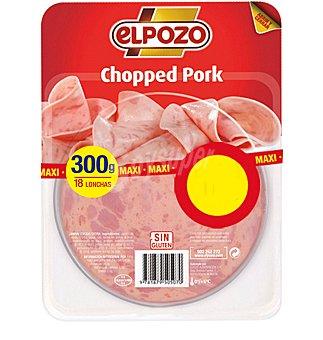 ElPozo Chopped loncha 300 G