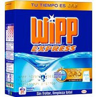 MALETA Wipp Detergente polvo 31 cacitos