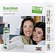 Everclean Oil Free pack gel purificante + cepillo de limpieza facial 1 unidad Isdin