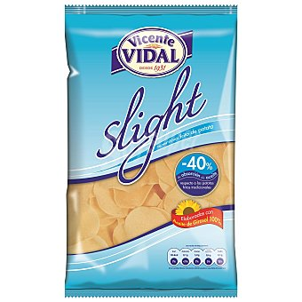 Vidal Patatas fritas Light en aceite de girasol Bolsa 125 g