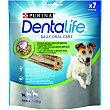 Snack dental para perros talla pequeña 21 uds. 345 g Purina Dentalife