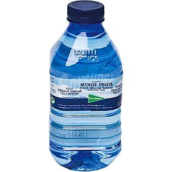 El Corte Inglés Agua mineral natural botella 33 cl 33 cl