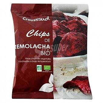 Croustisud Aperitivo de remolacha ecológico Croustisud 75 g