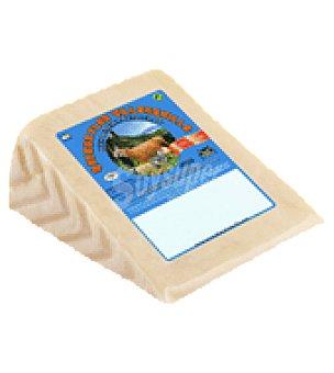 Valsequillo Queso semicurado cuñas 500 g